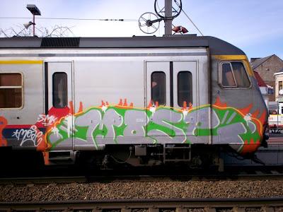 Mose SMK graffiti