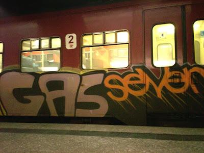 Gas Graffiti