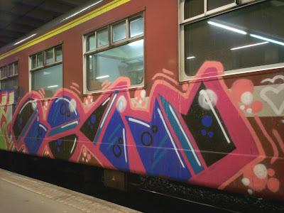 Belgian Graffiti
