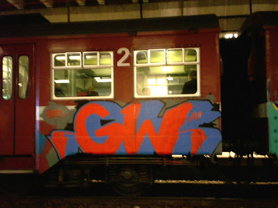 GW graffiti