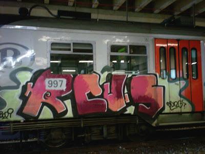 Rcus graffiti
