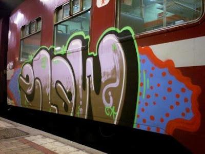 Elow graffiti