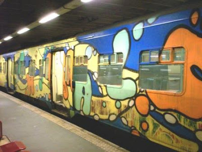 Noach graffiti