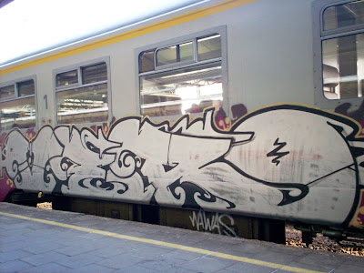 Vero is a member of the FE graffiti crew coming from BElgium