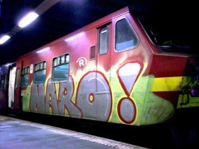 Naro graffiti