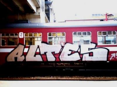 altes graffiti