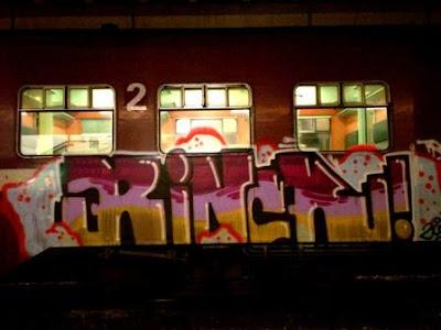 Rinck graffiti