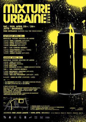 Mixture urbaine 2010
