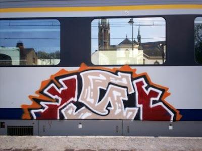 graffiti shock