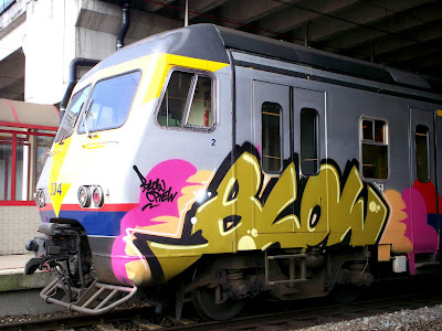blow graffiti