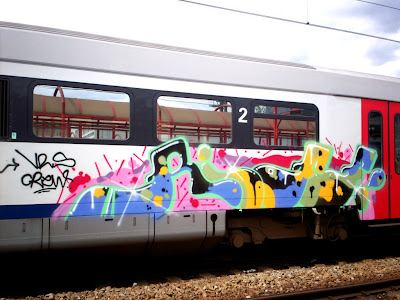 vrs graffiti