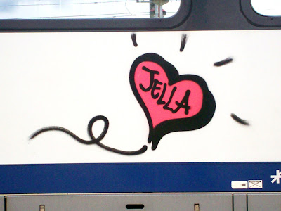 jella graffiti