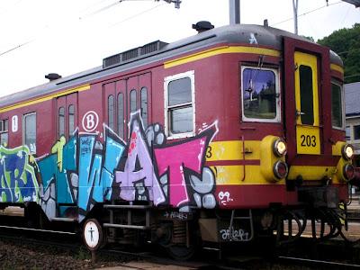 twat train graffiti