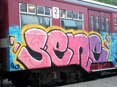 sene graffiti