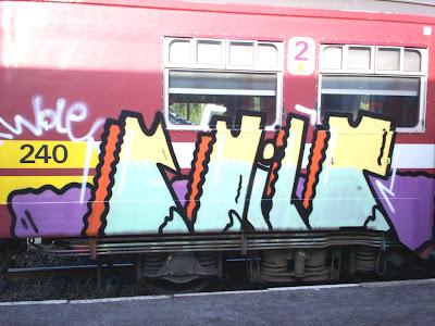 railr graffiti