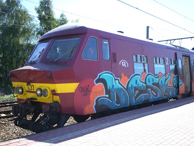 graffiti desm