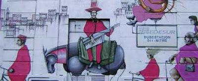 Avec Graffiti Argentina la galerie Issue de Paris met à l'honneur le graffiti Argentin
