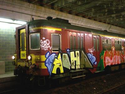 ADHD graffiti