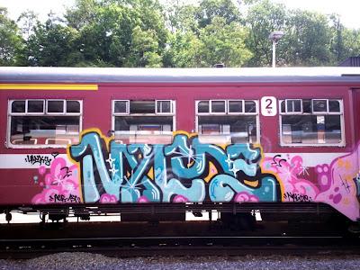 Nalide graffiti