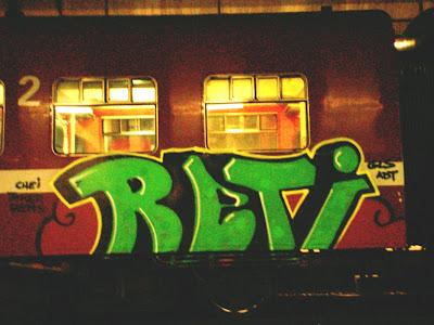 reti graffiti