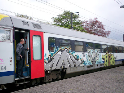 My beautiful belgian train
