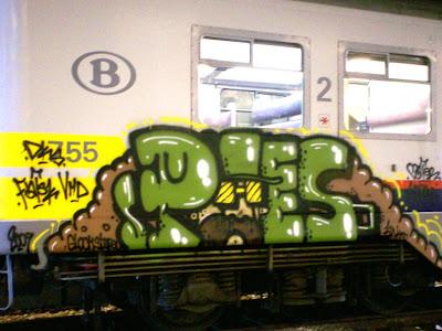 FATSK VMD DKS graffiti