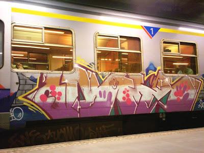UCMS graffiti crew