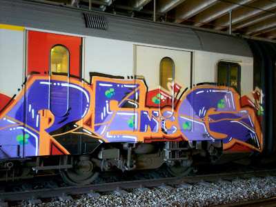 RE-G NC Crew graff