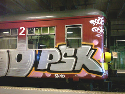 BSKOTO graffiti