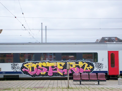 GRAFFITI OSTER graffiti art