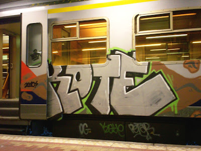 kote graffiti