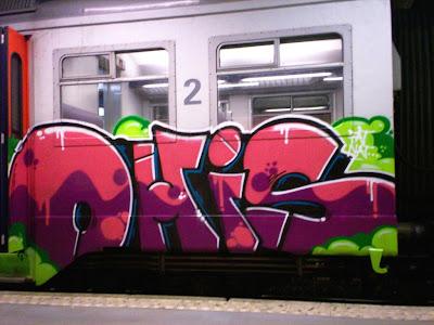 Ohis graffiti
