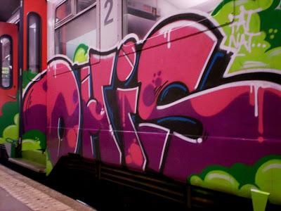 graffiti Ohis Crew
