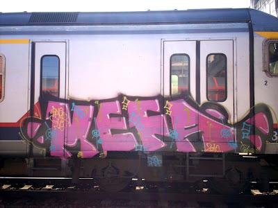 Fame graffiti