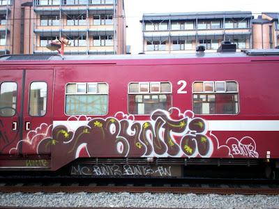 Bunt3 STU graffiti