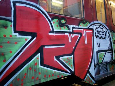 rue graffiti