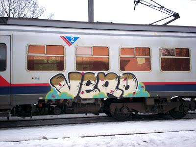 Veronika graffiti