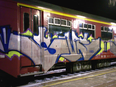 Graffiti - writing