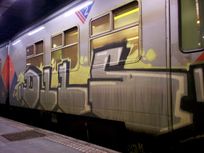 Dils graffiti