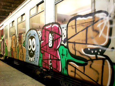 Train panel