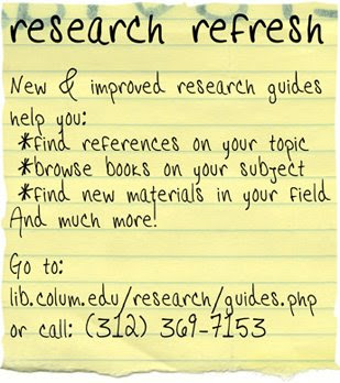 New Research Guides