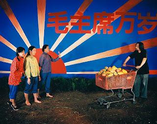 Wang Guang Yi by Hugo Tillman