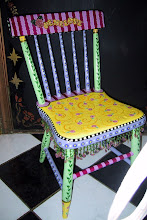 "Client-Commissioned ""Granddaughter"" Chair"