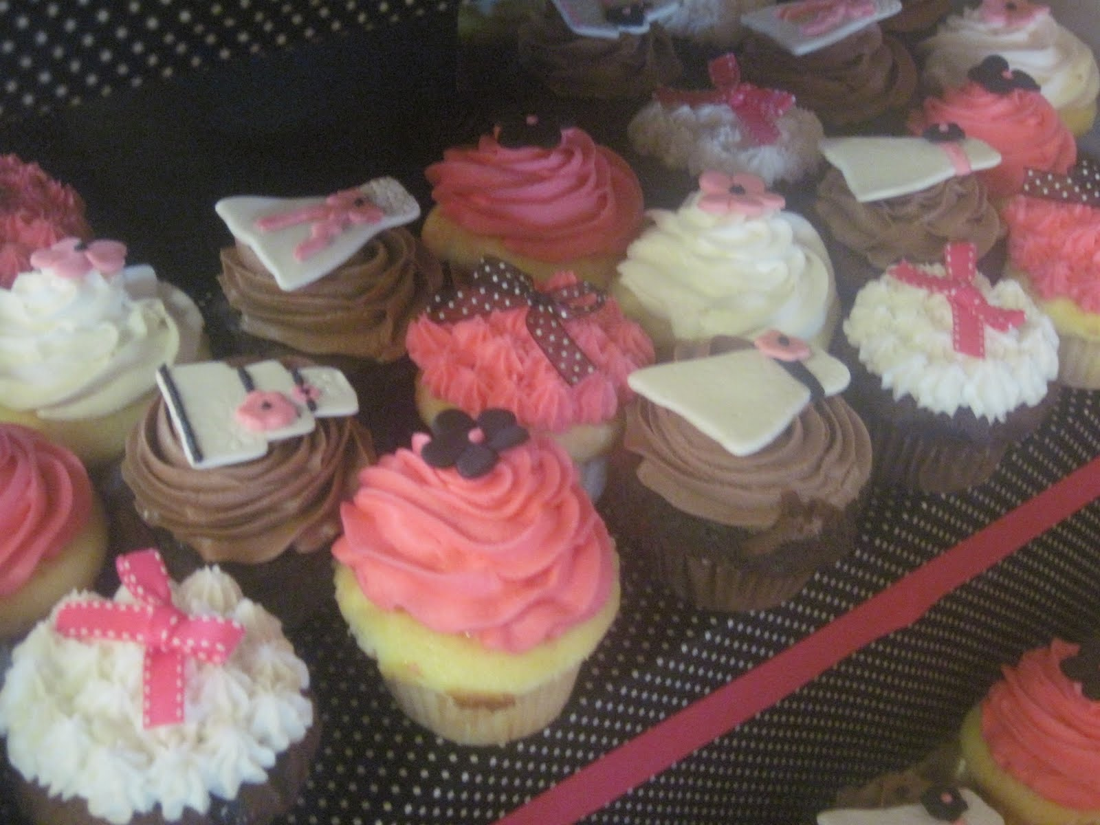 Think Sweet Pink and Black Bridal Shower 6 12 10