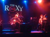 En el Roxy Live con amigos