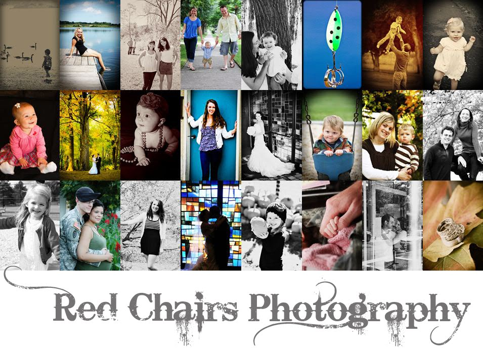 Red Chairs Photography