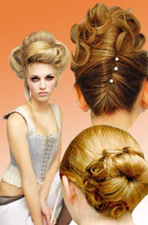 Wedding Hairstyles. Posted by Mas Boy at 12:33 PM