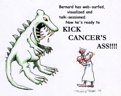 The Toughest Marathon Of My Life Cancer Humor