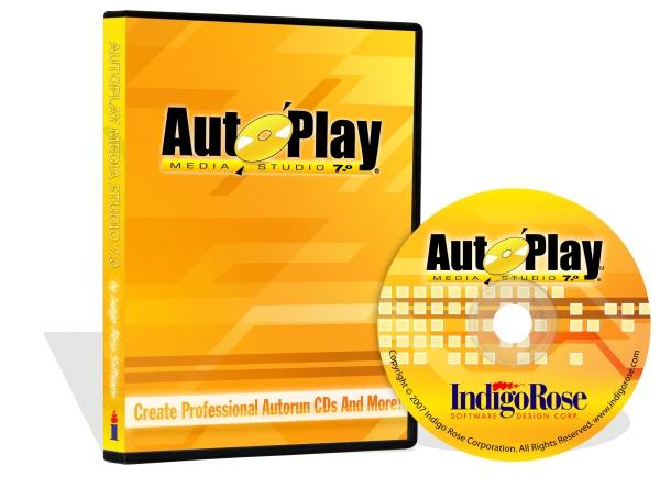 AutoPlay Menu Studio 8 [Full] [Español] [FS]