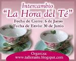 """Intercambio """"La Hora del Té"""""""